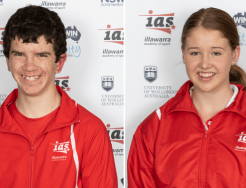 Britten and Cliff Selected for NSWIS