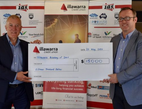 IAS partners with Illawarra Credit Union