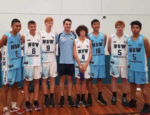 IAS Basketballers in fine form for NSW