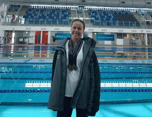 Chelsea Jones Dominating the Pool