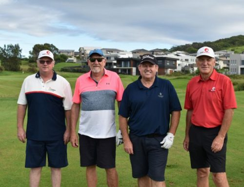 Golf Illawarra wins IAS 2020 Golf Day