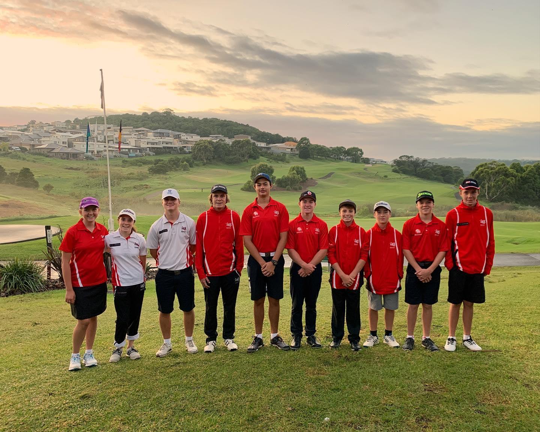 Golf Squad 2020