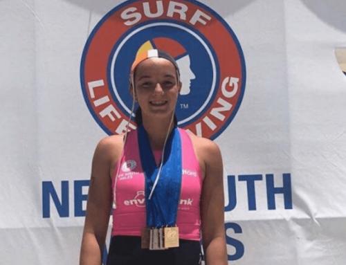 Surf Life Savers lead the way