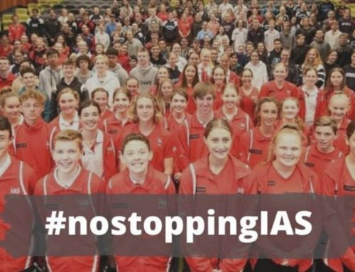 #nostoppingIAS
