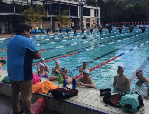 Swimmers Dive Into New Depths