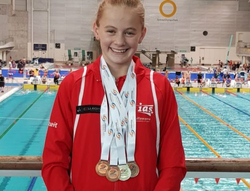 IAS Swimmers clean up at NSW Country Champs