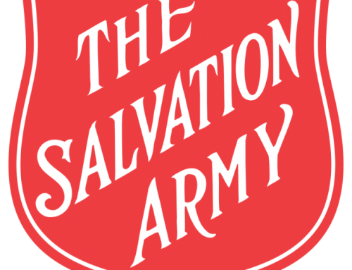 IAS join Salvos to raise funds for the Red Shield Appeal