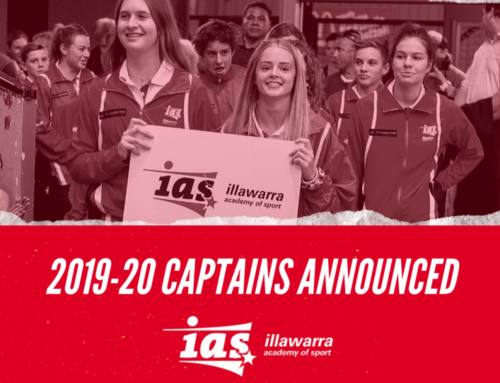 2019-20 IAS Captains Announced
