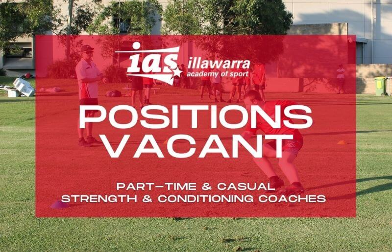 S&C Positions Vacant