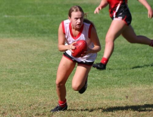 AFL Athlete of the Year goes to Rylee Jansen