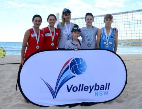 Ace start to the IAS for Beach Volleyballers
