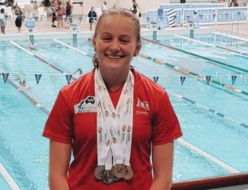 Country Championships success for IAS Swimmers