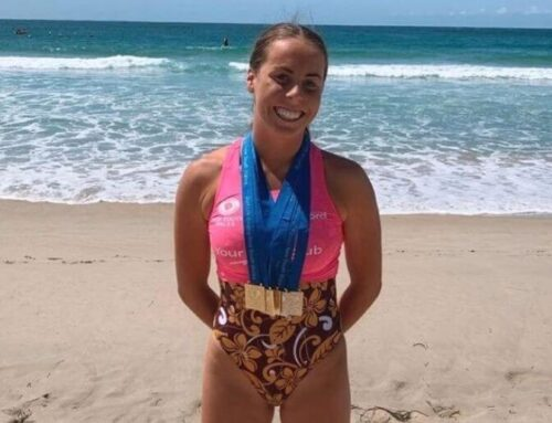 Lonestars Superb at Surf Life Saving State Champs