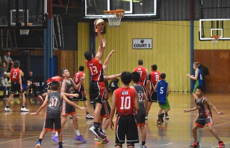 Basketball Academy Games