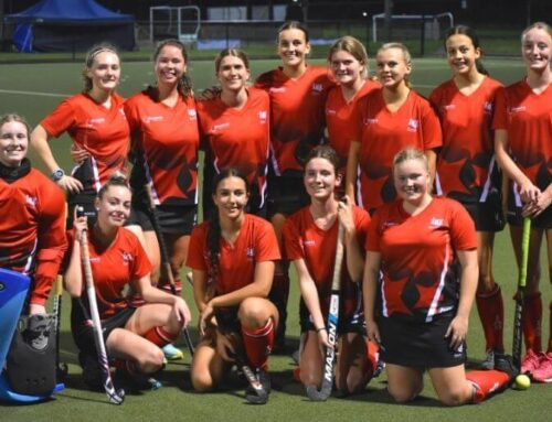 Hockey squad rises to the challenge at Academy Games