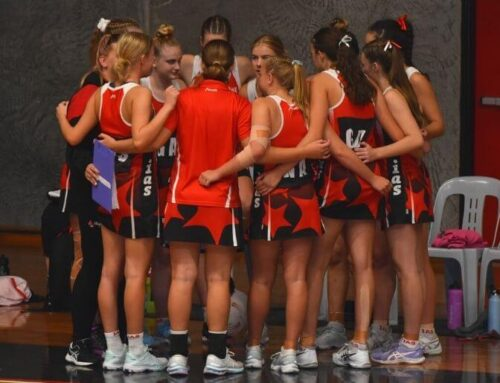 A camaraderie like no other at Academy Games Netball