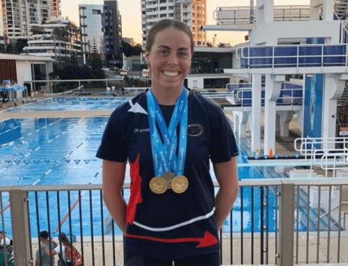 Rising Stars Medal at Australian Age Championships