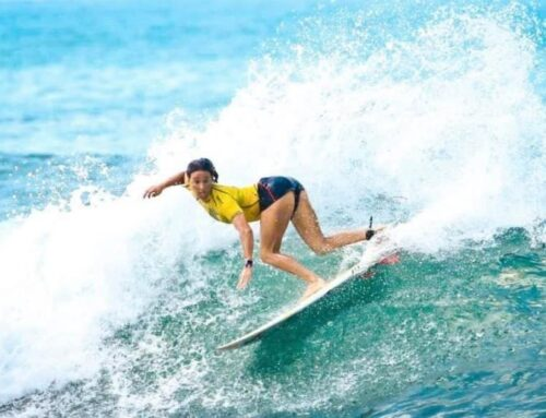 Sally Fitzgibbons ready for Tokyo with World Surfing Games win