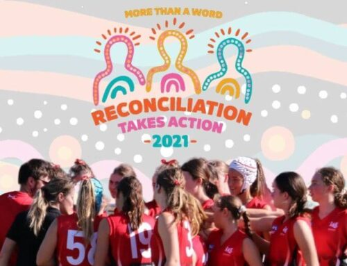 What does Reconciliation Week mean for the IAS?