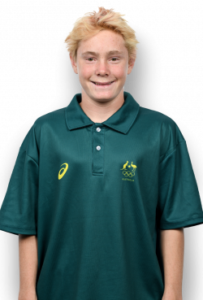 Kieran Woolley Olympics
