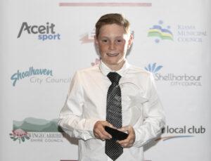 Tobin Award Kieran Woolley