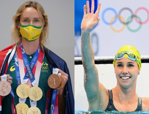 Queen of the pool, Emma McKeon makes Olympic history