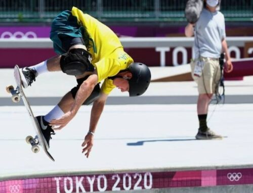 Kieran Woolley captivates the country in epic Olympic Final