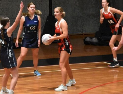Eaton named 2021 Netball Athlete of the Year