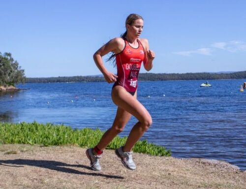 Doubell claims Triathlete of the Year Award